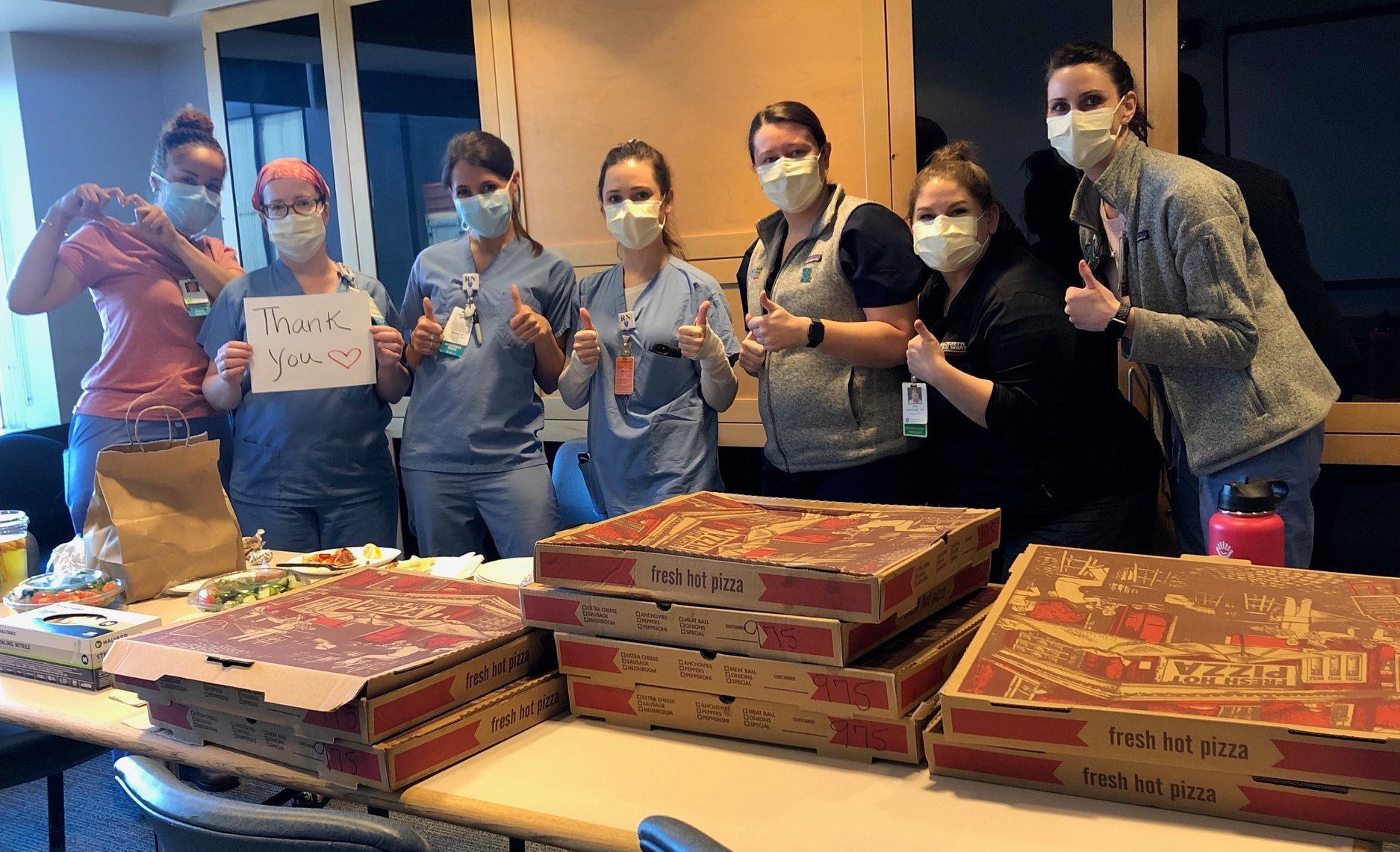 MGH BHHS Pizza Warren Residential