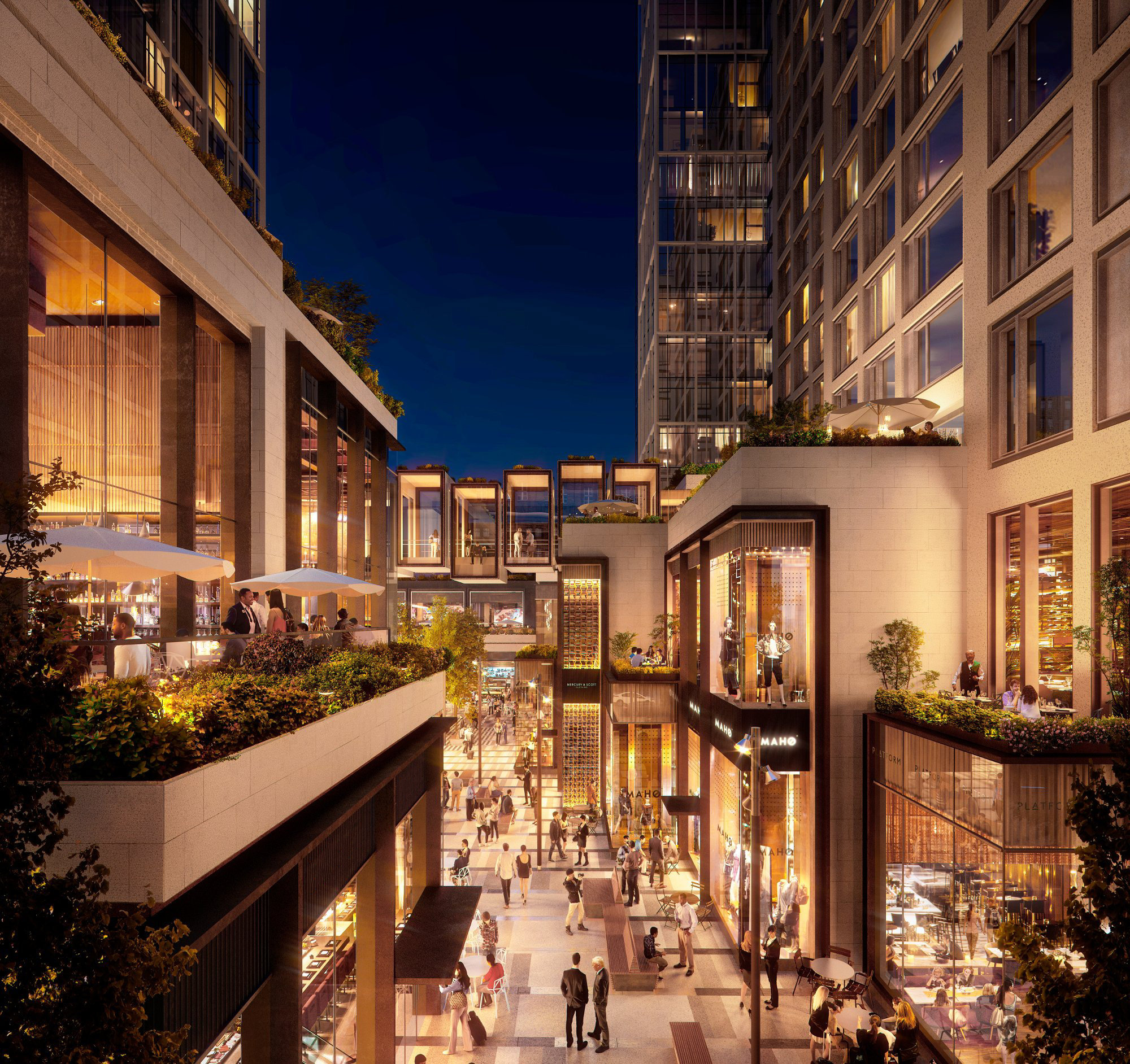Luxury Condos And Apartments In Boston's